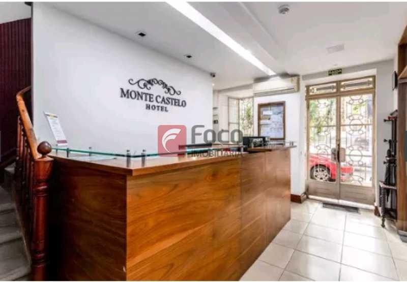 RECEPÇÃO - Hotel à venda Rua Cândido Mendes,Glória, Rio de Janeiro - R$ 5.950.000 - FLHT420002 - 1