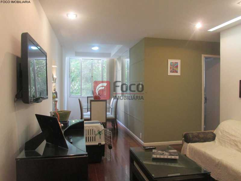 SALA - Apartamento à venda Rua do Humaitá,Humaitá, Rio de Janeiro - R$ 949.000 - JBAP20995 - 5