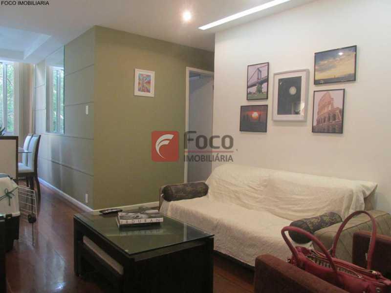 SALA - Apartamento à venda Rua do Humaitá,Humaitá, Rio de Janeiro - R$ 949.000 - JBAP20995 - 6