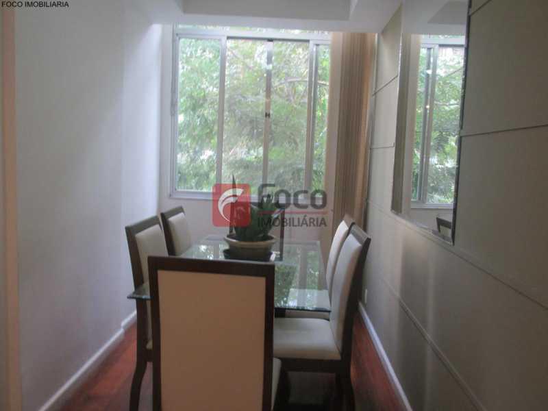 SALA - Apartamento à venda Rua do Humaitá,Humaitá, Rio de Janeiro - R$ 949.000 - JBAP20995 - 7