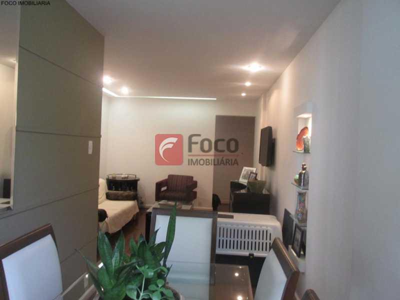 SALA - Apartamento à venda Rua do Humaitá,Humaitá, Rio de Janeiro - R$ 949.000 - JBAP20995 - 8