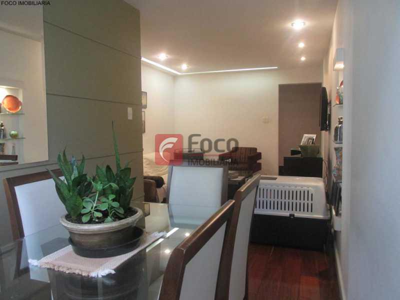SALA - Apartamento à venda Rua do Humaitá,Humaitá, Rio de Janeiro - R$ 949.000 - JBAP20995 - 9