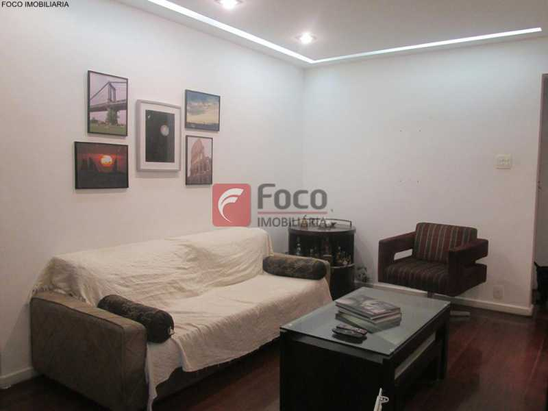 SALA - Apartamento à venda Rua do Humaitá,Humaitá, Rio de Janeiro - R$ 949.000 - JBAP20995 - 11
