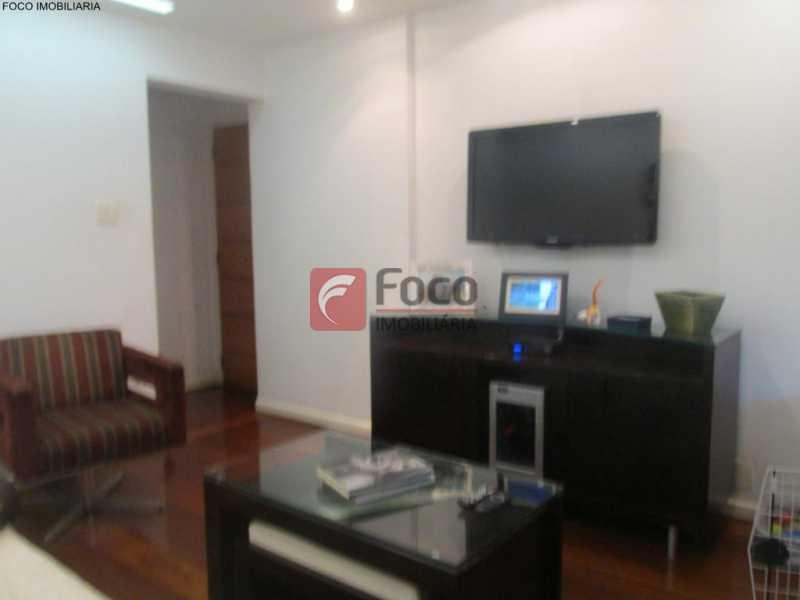 SALA - Apartamento à venda Rua do Humaitá,Humaitá, Rio de Janeiro - R$ 949.000 - JBAP20995 - 12
