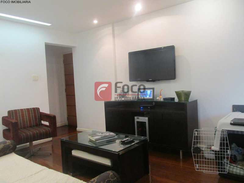 SALA - Apartamento à venda Rua do Humaitá,Humaitá, Rio de Janeiro - R$ 949.000 - JBAP20995 - 13