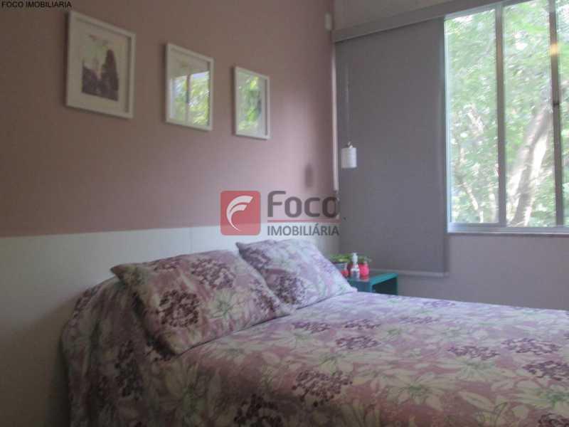 QUARTO - Apartamento à venda Rua do Humaitá,Humaitá, Rio de Janeiro - R$ 949.000 - JBAP20995 - 14