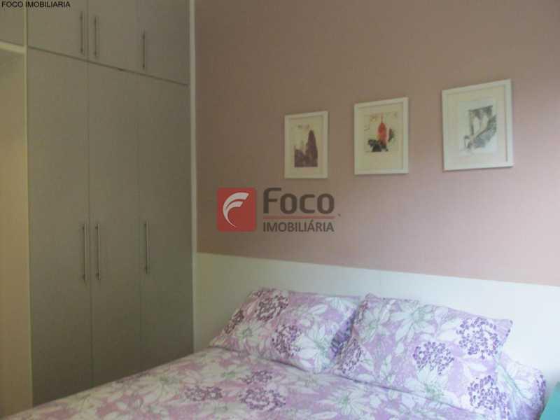 QUARTO - Apartamento à venda Rua do Humaitá,Humaitá, Rio de Janeiro - R$ 949.000 - JBAP20995 - 16
