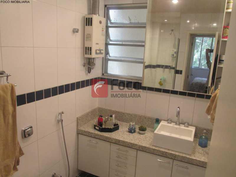 BANHEIRO SOCIAL - Apartamento à venda Rua do Humaitá,Humaitá, Rio de Janeiro - R$ 949.000 - JBAP20995 - 27