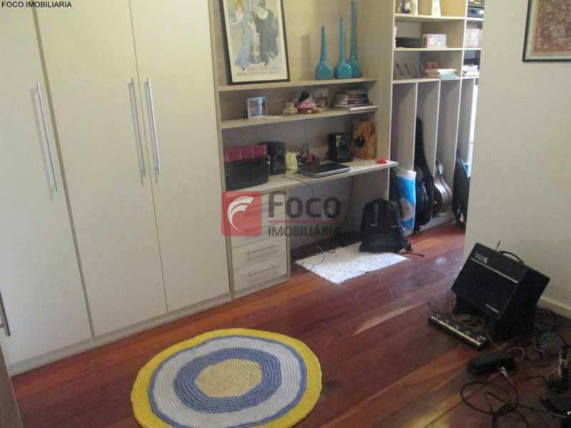 QUARTO - Apartamento à venda Rua do Humaitá,Humaitá, Rio de Janeiro - R$ 949.000 - JBAP20995 - 18