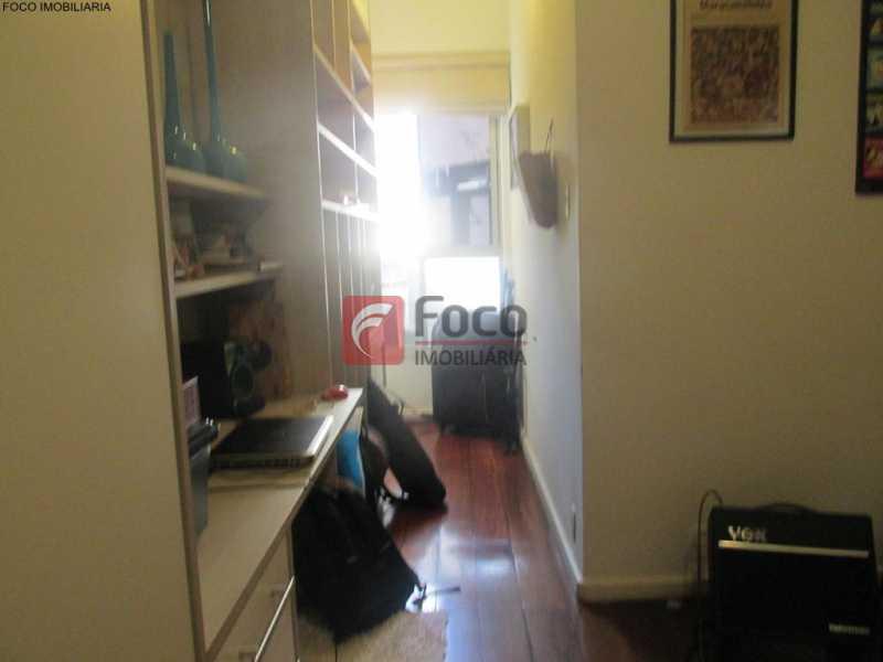QUARTO - Apartamento à venda Rua do Humaitá,Humaitá, Rio de Janeiro - R$ 949.000 - JBAP20995 - 20