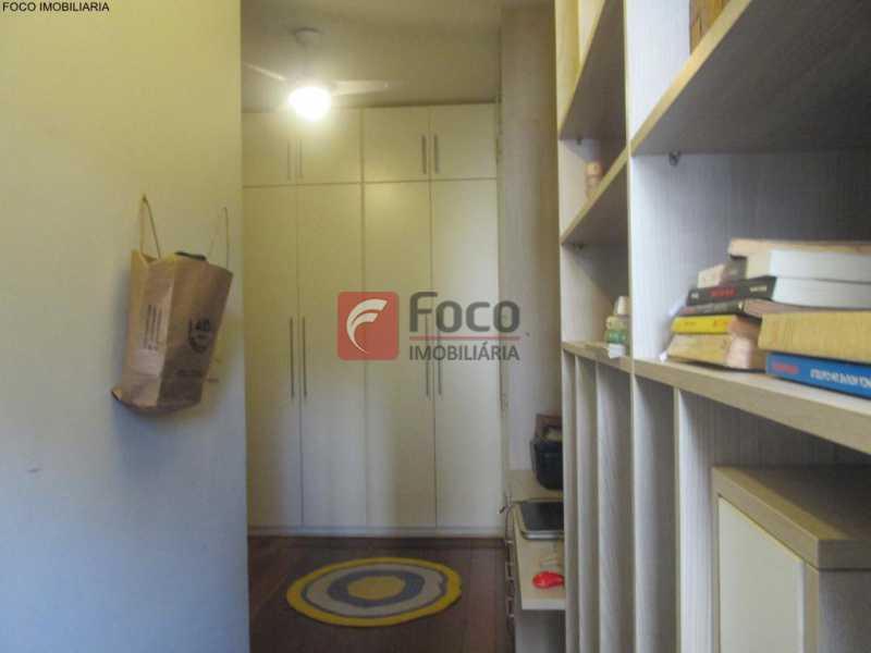 QUARTO - Apartamento à venda Rua do Humaitá,Humaitá, Rio de Janeiro - R$ 949.000 - JBAP20995 - 21
