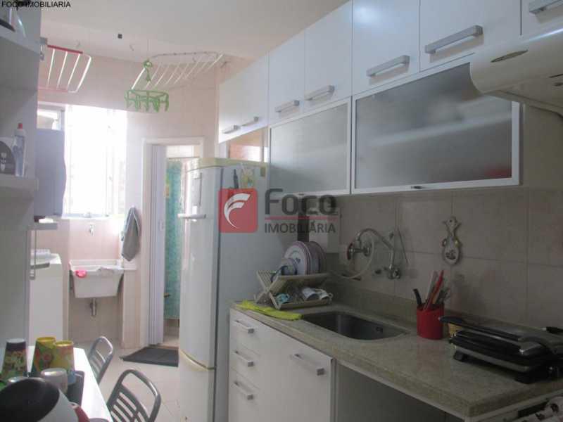 COZINHA - Apartamento à venda Rua do Humaitá,Humaitá, Rio de Janeiro - R$ 949.000 - JBAP20995 - 23