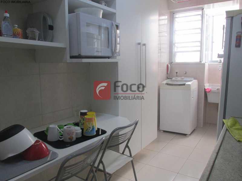 COZINHA - Apartamento à venda Rua do Humaitá,Humaitá, Rio de Janeiro - R$ 949.000 - JBAP20995 - 24