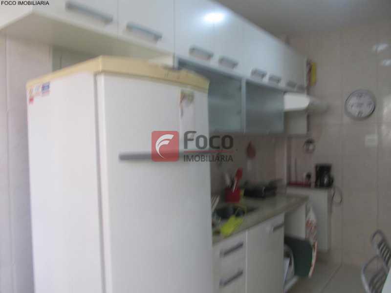 COZINHA - Apartamento à venda Rua do Humaitá,Humaitá, Rio de Janeiro - R$ 949.000 - JBAP20995 - 25