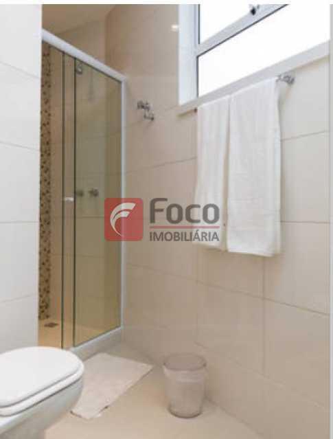Banheiro 1 - Apartamento à venda Rua Conde Bernadotte,Leblon, Rio de Janeiro - R$ 1.250.000 - JBAP21003 - 13