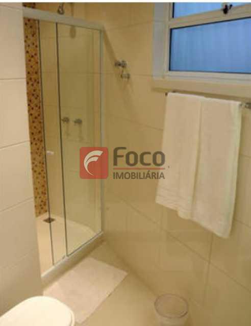 Banheiro 1 - Apartamento à venda Rua Conde Bernadotte,Leblon, Rio de Janeiro - R$ 1.250.000 - JBAP21003 - 22