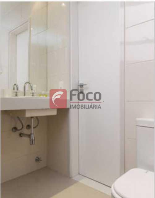Banheiro 2 - Apartamento à venda Rua Conde Bernadotte,Leblon, Rio de Janeiro - R$ 1.250.000 - JBAP21003 - 23