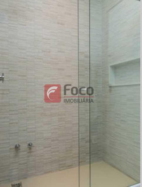 Banheiro 2 - Apartamento à venda Rua Conde Bernadotte,Leblon, Rio de Janeiro - R$ 1.250.000 - JBAP21003 - 25