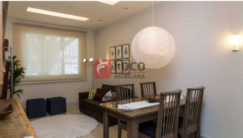 Living 4 - Apartamento à venda Rua Conde Bernadotte,Leblon, Rio de Janeiro - R$ 1.250.000 - JBAP21003 - 7
