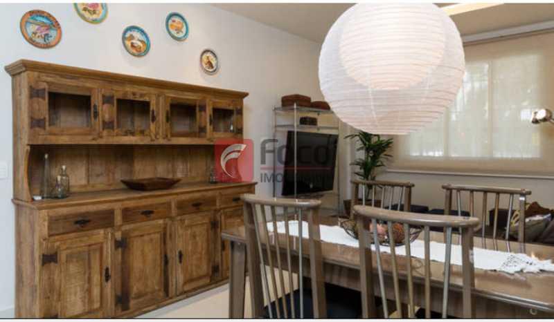 Living 5 - Apartamento à venda Rua Conde Bernadotte,Leblon, Rio de Janeiro - R$ 1.250.000 - JBAP21003 - 5