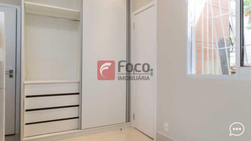 Suite 2 - Apartamento à venda Rua Conde Bernadotte,Leblon, Rio de Janeiro - R$ 1.250.000 - JBAP21003 - 14