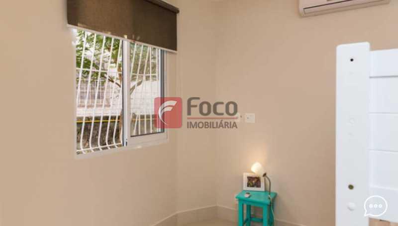 Suite 2 - Apartamento à venda Rua Conde Bernadotte,Leblon, Rio de Janeiro - R$ 1.250.000 - JBAP21003 - 17