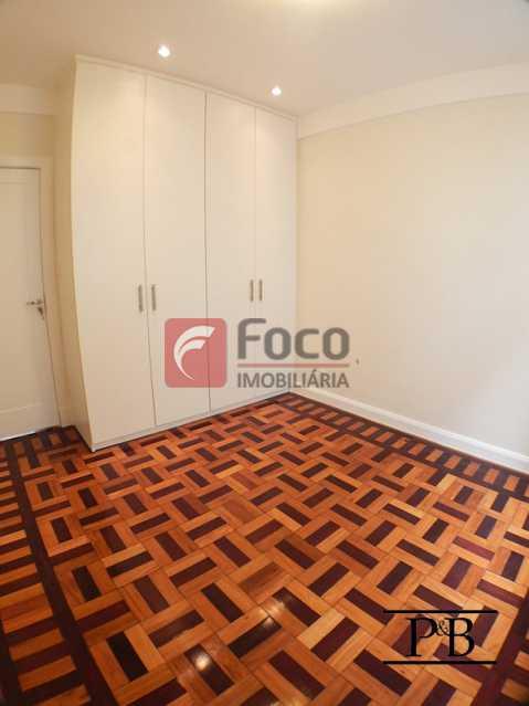 Quarto 1 - Apartamento 2 quartos à venda Leblon, Rio de Janeiro - R$ 1.250.000 - JBAP21004 - 6