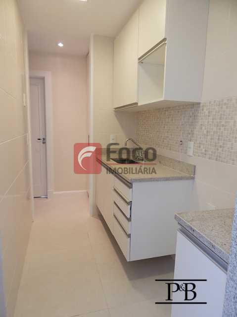 Cozinha - Apartamento 2 quartos à venda Leblon, Rio de Janeiro - R$ 1.250.000 - JBAP21004 - 11
