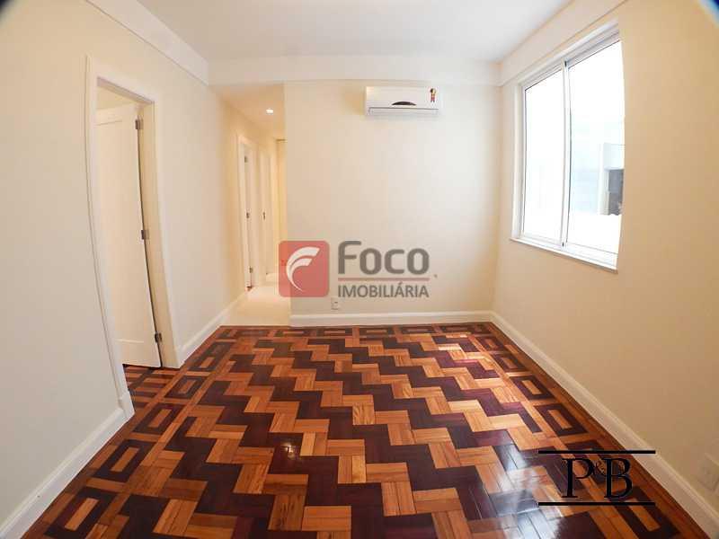 Sala - Apartamento 2 quartos à venda Leblon, Rio de Janeiro - R$ 1.250.000 - JBAP21005 - 1