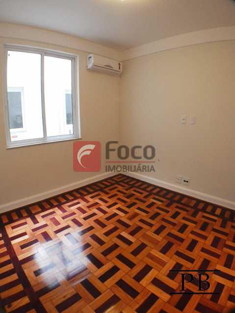 Quarto 1 - Apartamento 2 quartos à venda Leblon, Rio de Janeiro - R$ 1.250.000 - JBAP21005 - 7