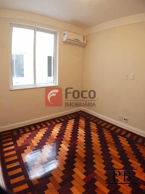 Quarto 1 - Apartamento 2 quartos à venda Leblon, Rio de Janeiro - R$ 1.250.000 - JBAP21005 - 10