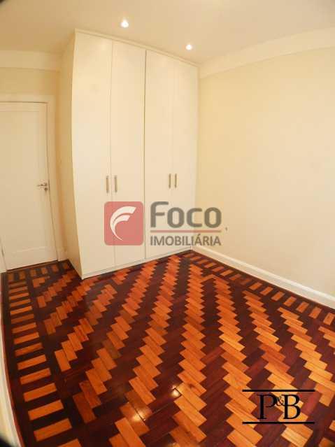 Quarto 1 - Apartamento 2 quartos à venda Leblon, Rio de Janeiro - R$ 1.250.000 - JBAP21005 - 11