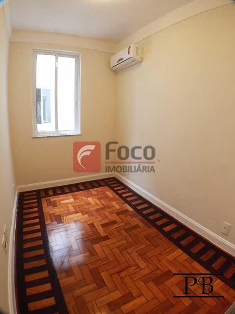 Quarto 2 - Apartamento 2 quartos à venda Leblon, Rio de Janeiro - R$ 1.250.000 - JBAP21005 - 12