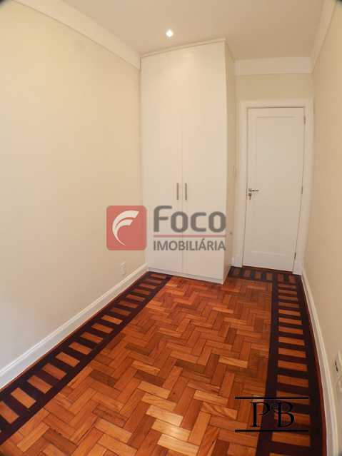 Quarto 2 - Apartamento 2 quartos à venda Leblon, Rio de Janeiro - R$ 1.250.000 - JBAP21005 - 13