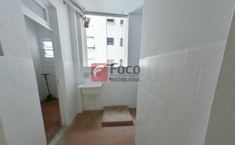 ÁREA SERVIÇO - Apartamento À Venda - Catete - Rio de Janeiro - RJ - FLAP32393 - 18