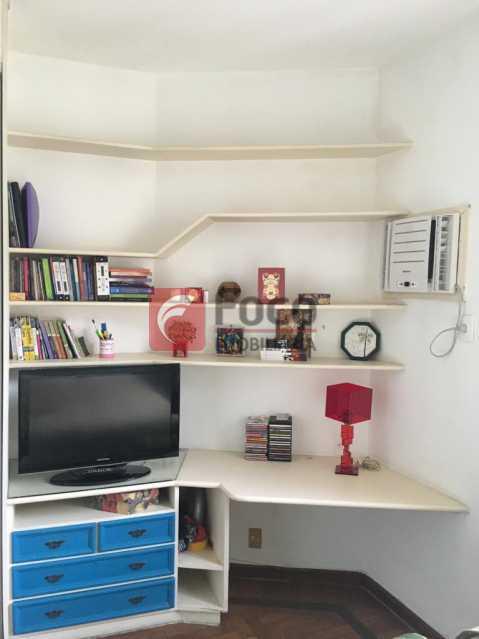 Quarto 1 - Apartamento à venda Rua J. J. Seabra,Lagoa, Rio de Janeiro - R$ 845.000 - JBAP21018 - 11