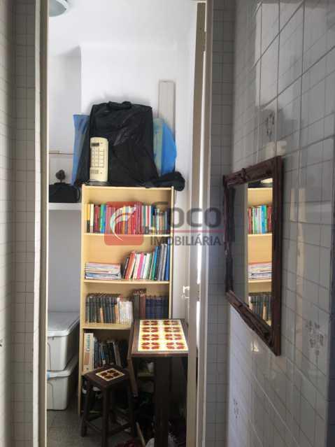 Dep - Apartamento à venda Rua J. J. Seabra,Lagoa, Rio de Janeiro - R$ 845.000 - JBAP21018 - 27