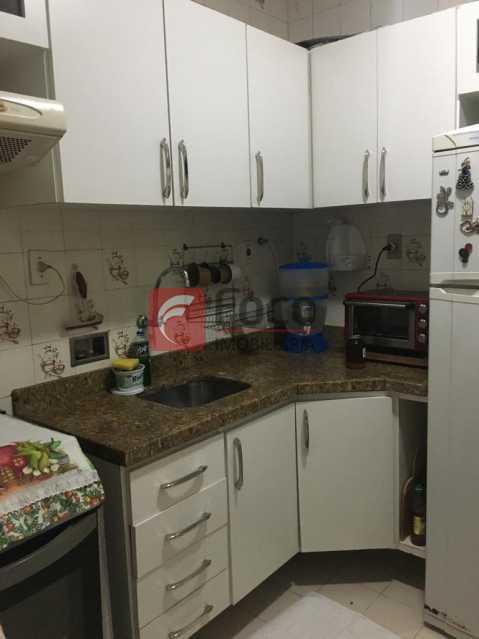 Cozinha - Apartamento à venda Rua J. J. Seabra,Lagoa, Rio de Janeiro - R$ 845.000 - JBAP21018 - 17