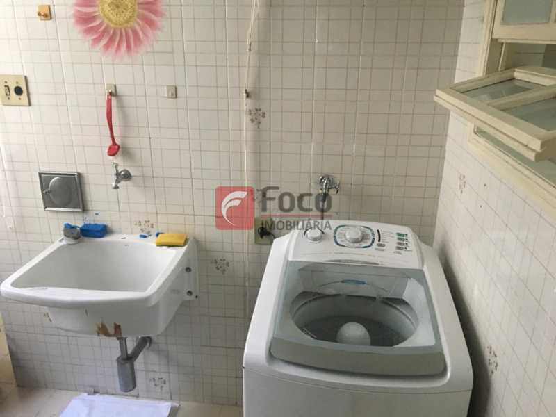 Área - Apartamento à venda Rua J. J. Seabra,Lagoa, Rio de Janeiro - R$ 845.000 - JBAP21018 - 22