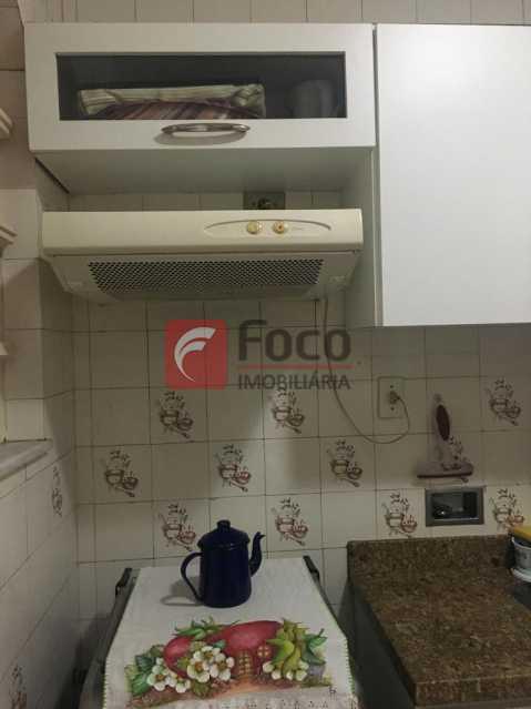 Cozinha - Apartamento à venda Rua J. J. Seabra,Lagoa, Rio de Janeiro - R$ 845.000 - JBAP21018 - 19