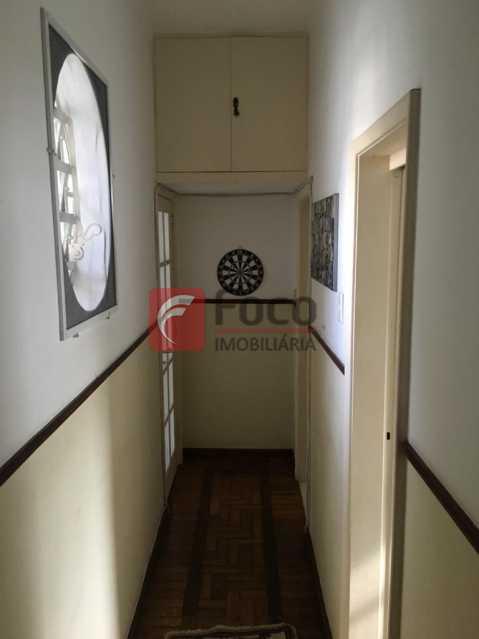 Circulação - Apartamento à venda Rua J. J. Seabra,Lagoa, Rio de Janeiro - R$ 845.000 - JBAP21018 - 24