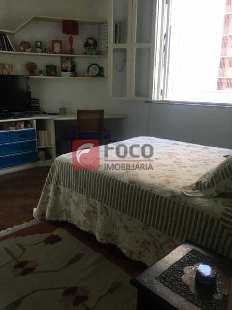 Quarto 2 - Apartamento à venda Rua J. J. Seabra,Lagoa, Rio de Janeiro - R$ 845.000 - JBAP21018 - 14