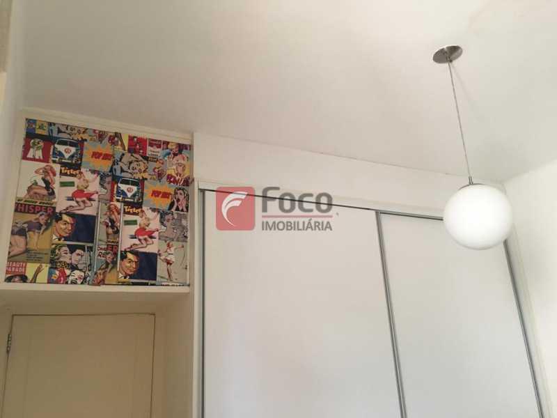 Quarto 1 - Apartamento à venda Rua J. J. Seabra,Lagoa, Rio de Janeiro - R$ 845.000 - JBAP21018 - 12