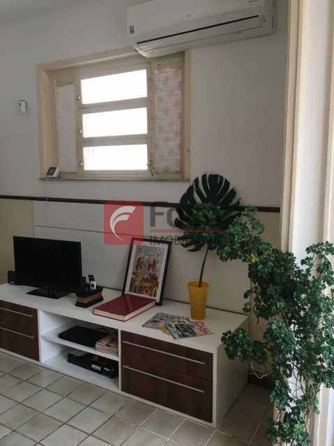 Sala - Apartamento à venda Rua J. J. Seabra,Lagoa, Rio de Janeiro - R$ 845.000 - JBAP21018 - 6