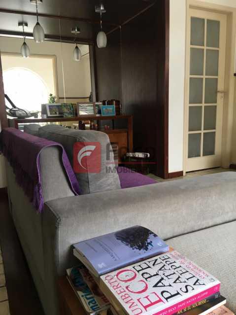 Sala - Apartamento à venda Rua J. J. Seabra,Lagoa, Rio de Janeiro - R$ 845.000 - JBAP21018 - 7