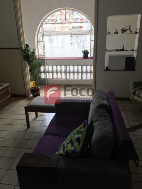Sala - Apartamento à venda Rua J. J. Seabra,Lagoa, Rio de Janeiro - R$ 845.000 - JBAP21018 - 4