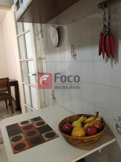 Cozinha - Apartamento à venda Rua J. J. Seabra,Lagoa, Rio de Janeiro - R$ 845.000 - JBAP21018 - 20