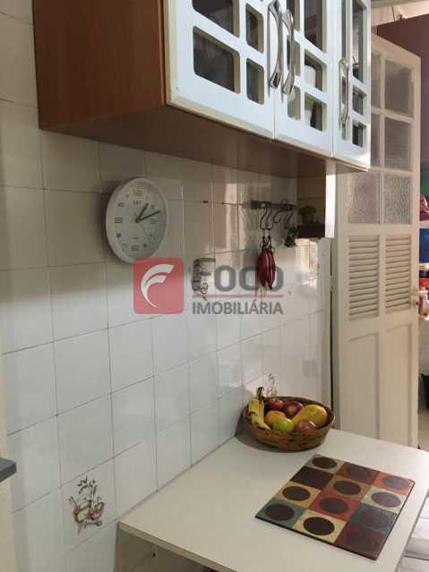 Cozinha - Apartamento à venda Rua J. J. Seabra,Lagoa, Rio de Janeiro - R$ 845.000 - JBAP21018 - 21