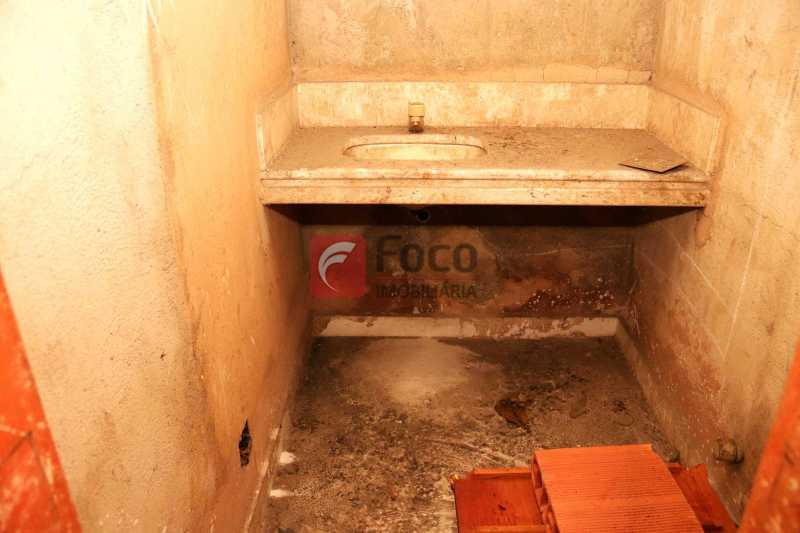lavabo - Cobertura 4 quartos à venda Laranjeiras, Rio de Janeiro - R$ 2.800.000 - JBCO40082 - 10