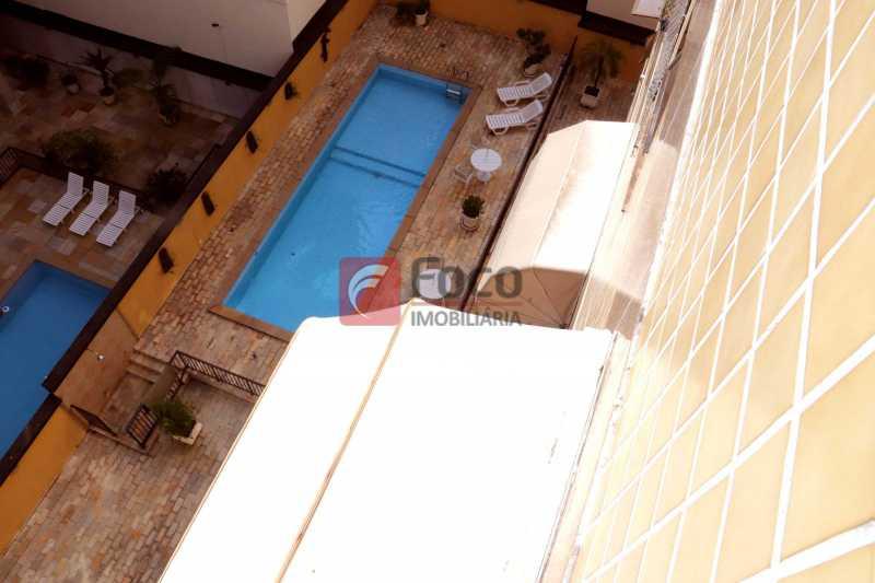 Vista - Cobertura 4 quartos à venda Laranjeiras, Rio de Janeiro - R$ 2.800.000 - JBCO40082 - 13